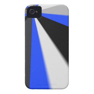 レーサーの青 Case-Mate iPhone 4 ケース