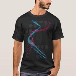レーザーライン Tシャツ