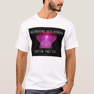 レーザー光線写真データ記憶。 Phot。 Phot。 (6b) Tシャツ