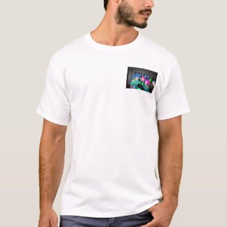 レーザー! Tシャツ