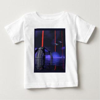 レーザーStars2 ベビーTシャツ