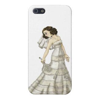 レースの花嫁 iPhone 5 ケース