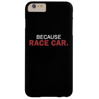 レースカーので BARELY THERE iPhone 6 PLUS ケース