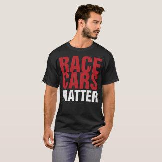 レースカーの問題 Tシャツ