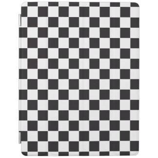 レースカーパターン + あなたの背景色 iPadスマートカバー