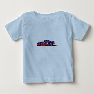 レースカー ベビーTシャツ