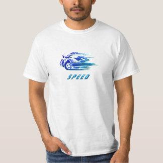 レースカー(4) Tシャツ