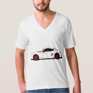 レースカー Tシャツ