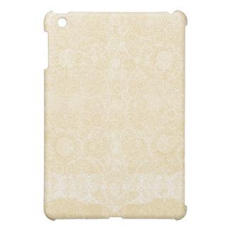 レースベージュライト iPad MINIケース