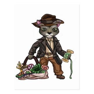 レーダーの子猫 ポストカード