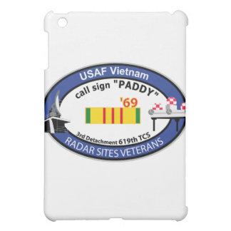 レーダーは退役軍人-ベトナム--の土地を選定します iPad MINI カバー