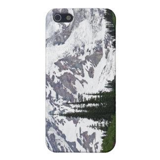 レーニア山の楽園草原のiPhoneの場合 iPhone 5 Cover