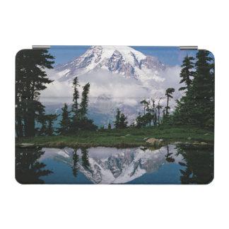 レーニア山は山ターンでrelected iPad miniカバー