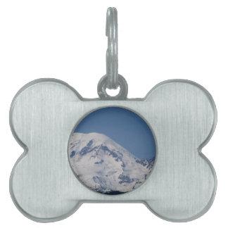 レーニア山 ペットネームタグ