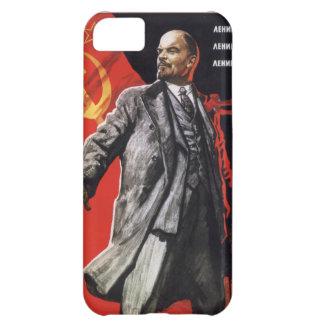 レーニン-ロシアのな共産主義者 iPhone5Cケース