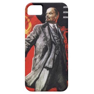 レーニン-ロシアのな共産主義者 iPhone SE/5/5s ケース