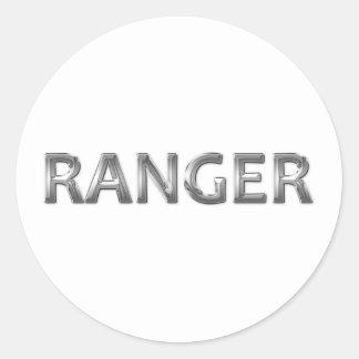 レーンジャーのクロム ラウンドシール