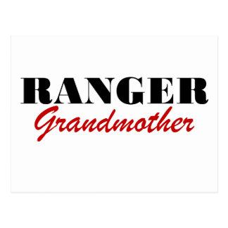 レーンジャーの祖母 ポストカード