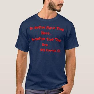 レーンジャー2011の青 Tシャツ