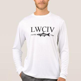 ロイドの魚釣りのチーム Tシャツ