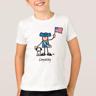ロイヤリティ Tシャツ