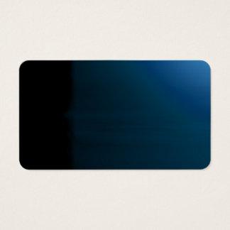 ロイヤルブルーの珍しい視覚鑑定器の名刺 名刺