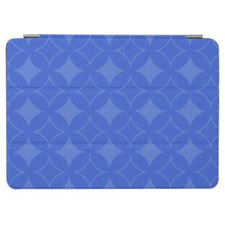 ロイヤルブルーのshippoパターン iPad air カバー