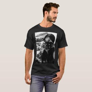 ロウライダーの女の子 Tシャツ