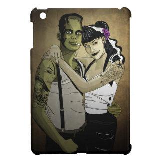 ロカビリーのフランクおよび花嫁 iPad MINIカバー