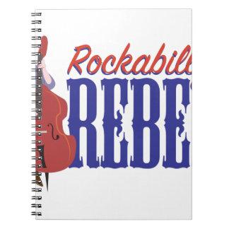 ロカビリーの反逆者 ノートブック