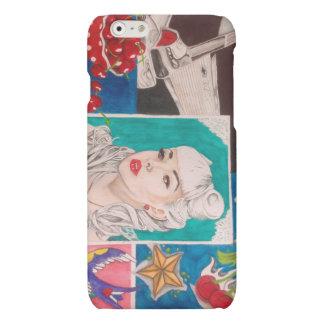 ロカビリーの天使 マットiPhone 6ケース