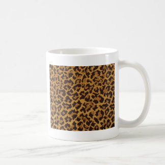 ロカビリーのrabのヒョウのプリントのギフト及び収集品 コーヒーマグカップ