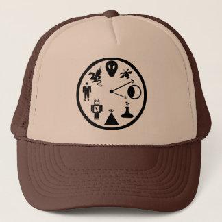 ロキは帽子#1を時間を計ります キャップ