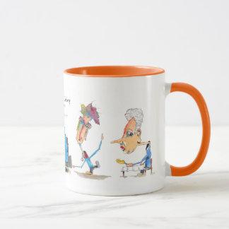 ログズギャラリーのマグ… マグカップ