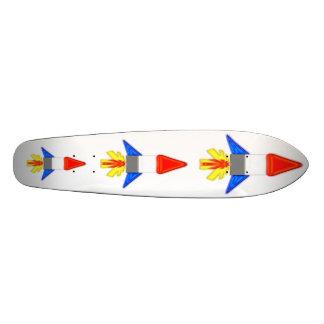 ロケットのスケートボード スケートボード