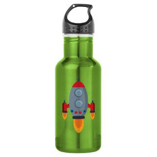ロケットのボトル ウォーターボトル