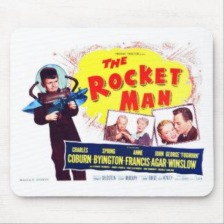 ロケットの人のマウスパッド マウスパッド