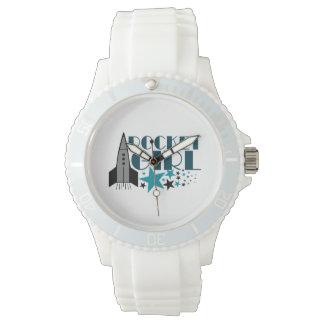 ロケットの女の子 腕時計