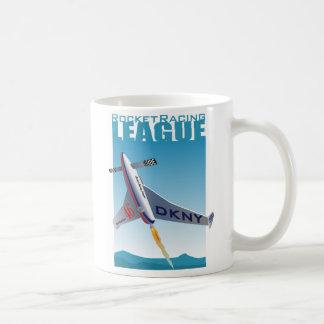 ロケットの競争 コーヒーマグカップ