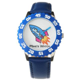 ロケットの腕時計 腕時計