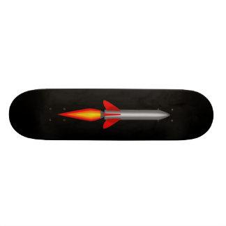 ロケットの船 スケートボード