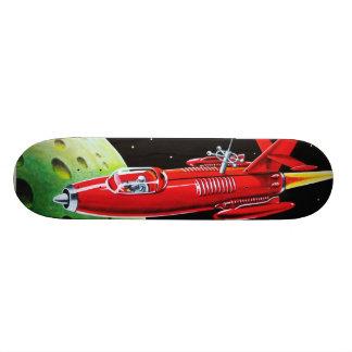 ロケットの芸術のスケートボード スケートボード