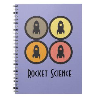ロケット科学のノート ノートブック