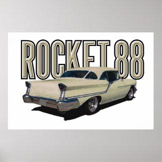 ロケット88 ポスター