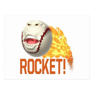 ロケット ポストカード
