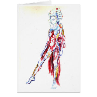 ロココ様式の歓喜 カード