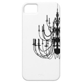 ロココ様式のChadelierのiPhone 5の場合 iPhone SE/5/5s ケース
