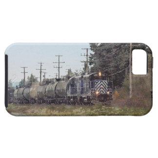 ロコモーティブの電車の鉄道の芸術 iPhone 5 CASE
