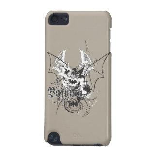 ロゴおよび翼を持つバットマン iPod TOUCH 5G ケース