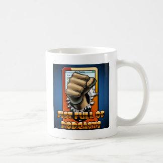 ロゴのギア コーヒーマグカップ